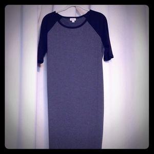 XL LulaRoe Julia Dress